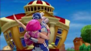 "LazyTown - ""Believe!!!"" Ke$ha and Popstars Remix Thank YOU for the 4 Millions Uploads Views!!!"