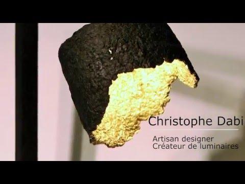Christophe Dabi - Artisan d'art créateur de luminaires à Paris