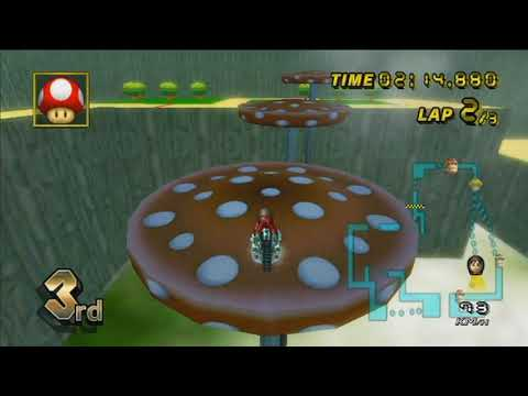 Mario Kart Wii - Custom Track Worldwides - 19/08/2017