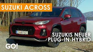 Der stärkste Suzuki aller Zeiten - Der Suzuki ACROSS