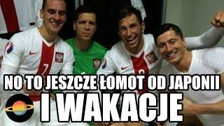 10 najśmieszniejszych memów z reprezentacją Polski