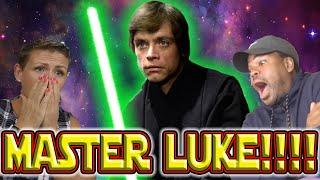 The Mandalorian Season 2 Episode 8 | Luke Skywalker Reaction Compilation (PART 1)