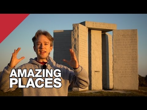 An American Stonehenge: The Mysterious Georgia Guidestones