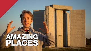 An American Stonehenge: The Mysterious Georgia Guidestones