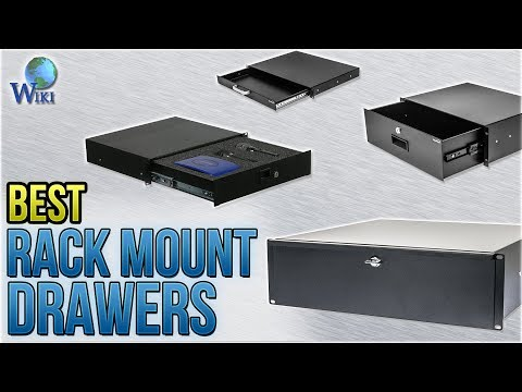 10 Best Rack Mount Drawers 2017