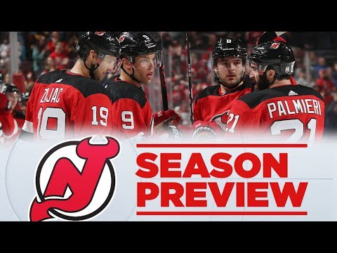 New Jersey Devils 2018-19 Season Preview Show