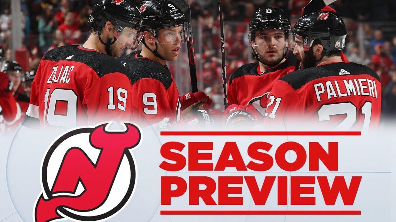 finest selection d12b3 752c5 New Jersey Devils 2018-19 Season Preview Show