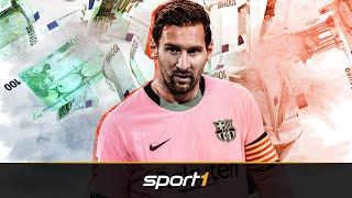 Nach Vertrags-Leak: Messi bei Barca kaum zu halten | SPORT1