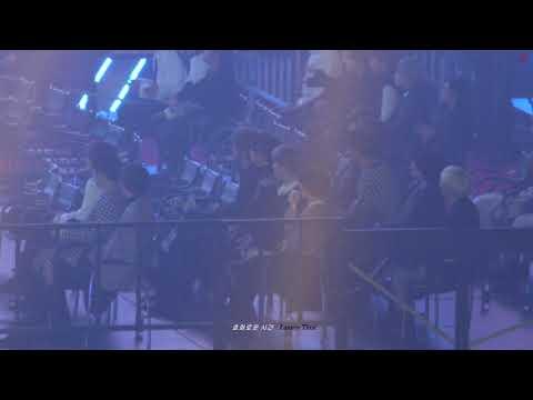 """181128 AAA """"가수석 세븐틴 - BTS IDOL"""" 세븐틴 SEVENTEEN 직캠"""