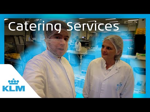 KLM Intern On A Mission - Catering Services