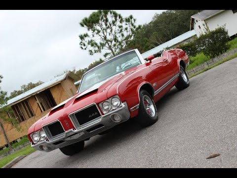 1971 Oldsmobile Cutlass #673