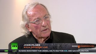 'I can't breathe' UK & John Pilger on CIA torture, Sydney terror & nuclear war