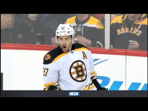 Congrats To Patrice Bergeron On 2015 All-Star Nod