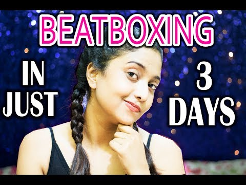 Did I Learn Beatboxing??? #FirstTry | Trying To Learn | Padmini Thampi | the passionista