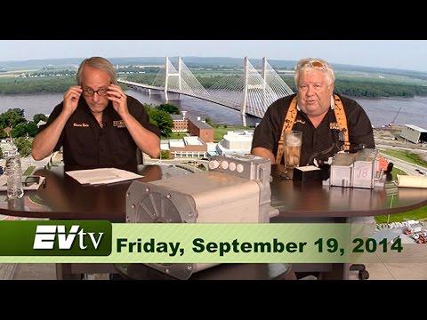 EVTV Friday Show - September 19, 2012