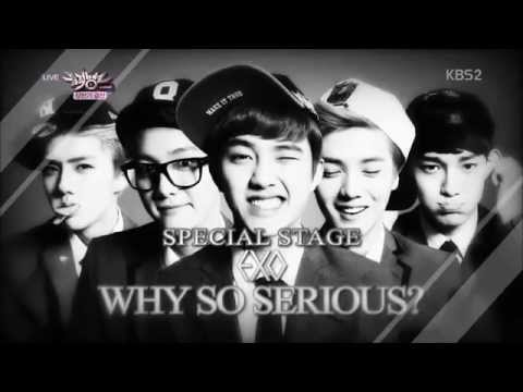 [130705] EXO 'Why So Serious'