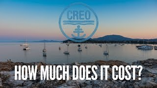 How Much Does It Cost to Live On a Sailing Boat? Ep6