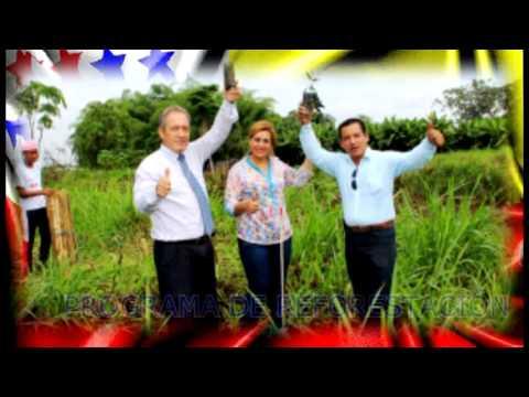 Programa de Reforestación GADM Chone