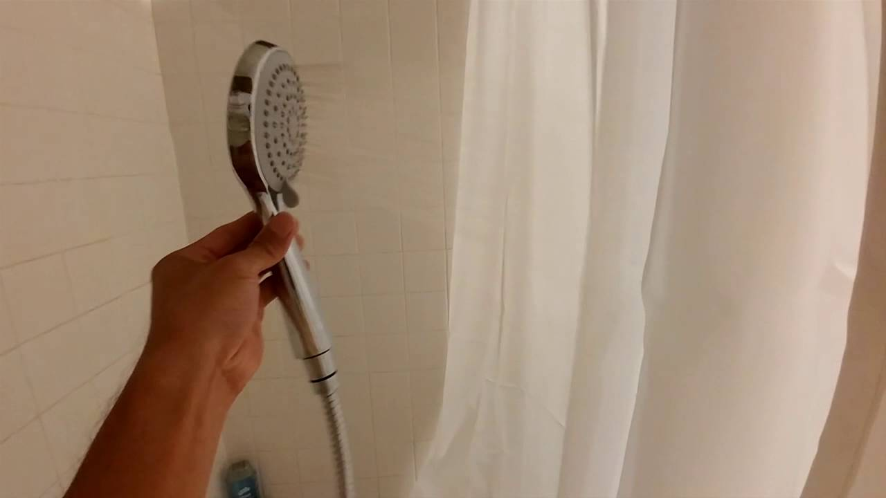 Ufriday White Fabric Shower Curtain Review - YouTube