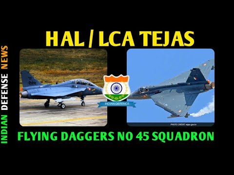 Latest lca tejas news,Lca tejas  no 45 squadron of indian air force by indian defense news