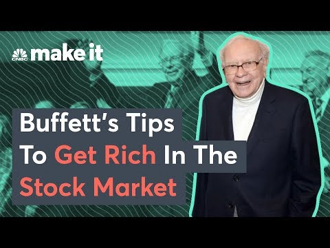 Billionaire Warren Buffett: Top Tips For Investing In The St