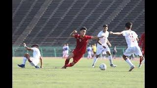 kết quả bóng đá U22 Việt Nam 2-1 U22 Philippines: U22 Việt Nam ngược dòng hạ Philippines