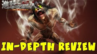 Attack On Titan (PS4) REVIEW: The Good & Bad Breakdown! Fun Experience or Too Easy & Repetitive?