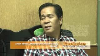 Menyesalkah Anton Medan Jadi Muallaf?