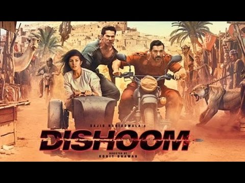 Dishoom  Movie Promotional Events | Varun...