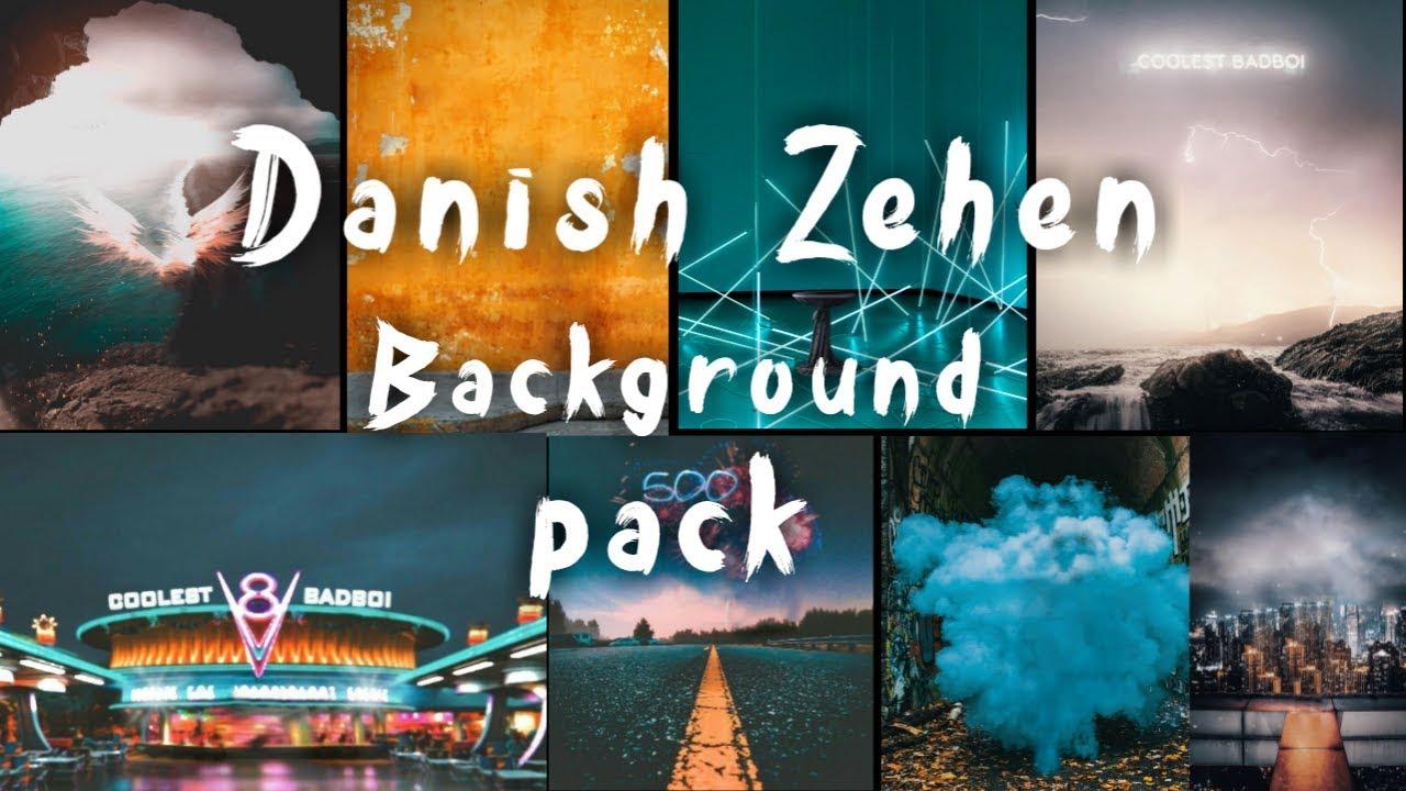 Danish zehen photo editing background download
