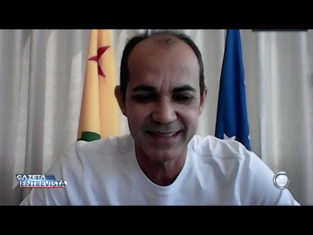 2° Bloco: Gazeta Entrevista com Zequinha Lima (PP)