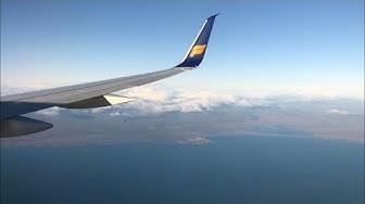 ICELANDAIR (economy) | ZÜRICH - REYKJAVIK | BOEING 757-200
