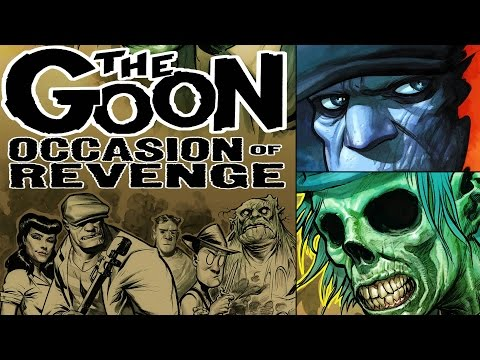 Eric Powell Talks About The Goon