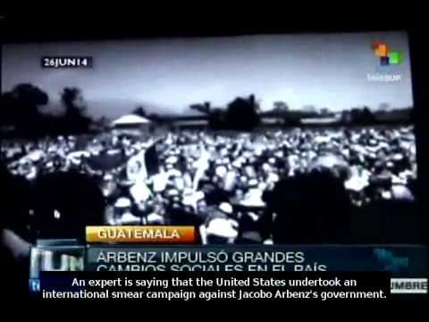 an analysis of the overthrow of the arbenz government of the us intervention in guatemala Washington supported a coup to overthrow the 1965 us intervention in the the us overthrew the democratically elected government of guatemala.