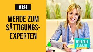 🎧 Hilfe, ich werde nicht satt  - Werde zum Sättigungsexperten! (Podcast 124)   mareikeawe.de