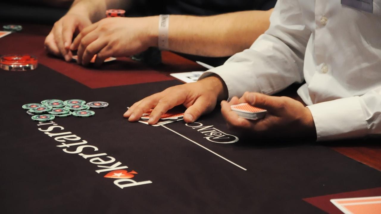 Metier de croupier poker australian poker sites