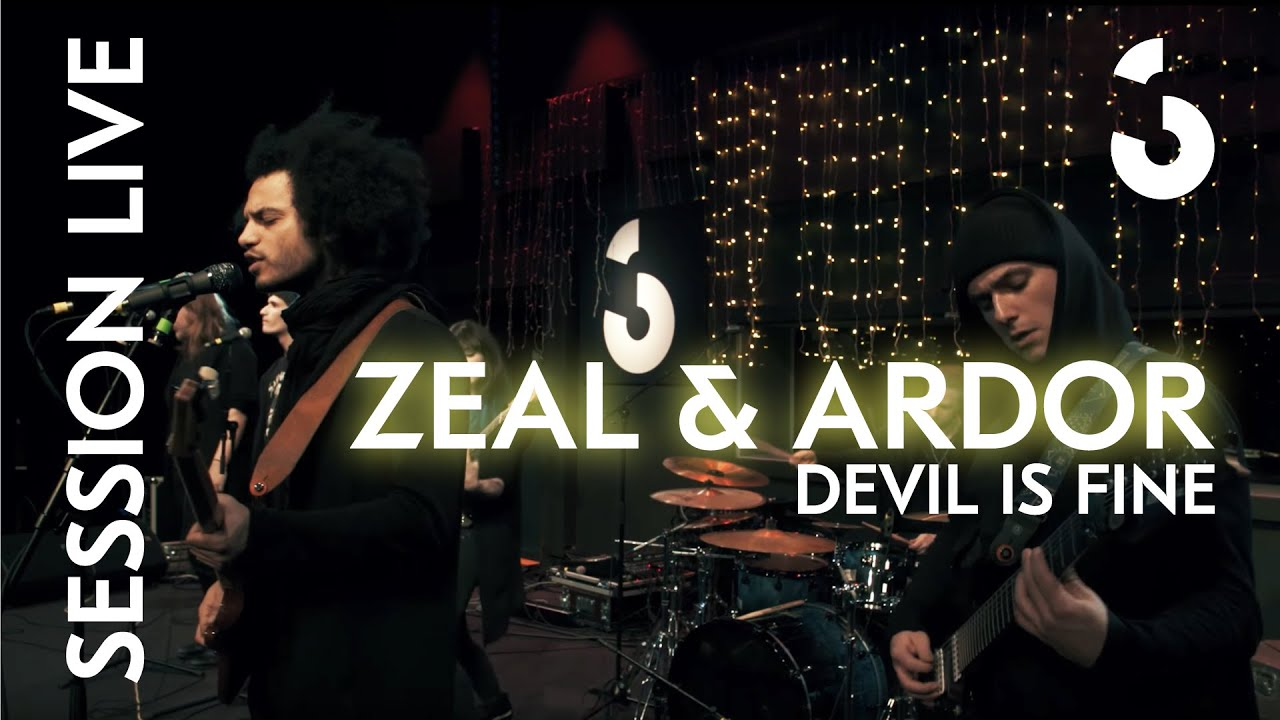 Zeal And Ardor Devil Is Fine