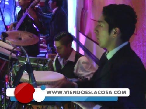 VIDEO: TRIPLE X - Los Bybys Enganchados - En Vivo - WWW.VIENDOESLACOSA.COM - Cumbia 2015