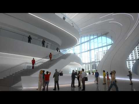 Zaha Hadid Architects | Heydar Aliyev Centre