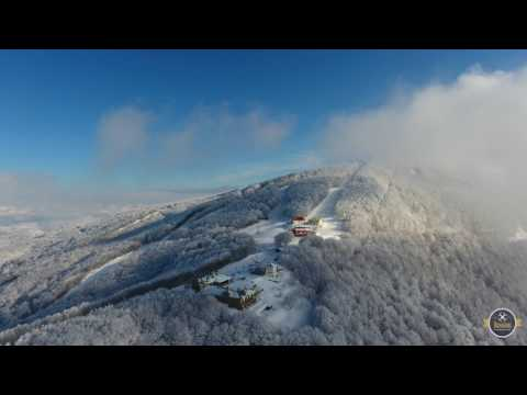 Winter in Volos - Pelion, Greece (4K)
