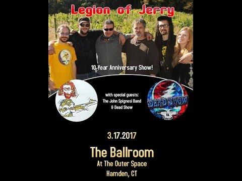 John Spignesi Band - 3/17/17 - Spaceland Ballroom - Hamden, CT