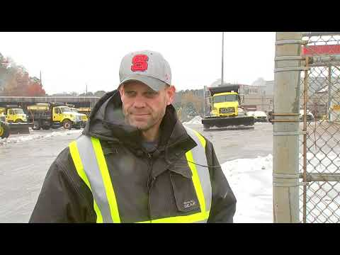 NCDOT officials give update on road conditions