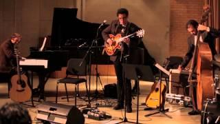 Frank Lloyd Wright by Paul Simon performed by Robert Gomez