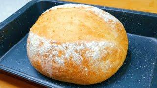 Я больше не покупаю хлеб Новый идеальный рецепт быстрого хлеба за 5 минут хлеб без молока