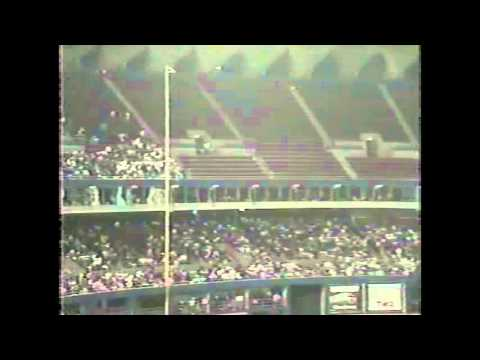 April 26 1991 Cardinals v Expos 4-0 Cards win