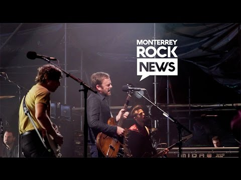 Kings Of Leon en Live Out 2016 - Supersoaker