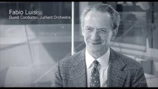 Juilliard Snapshot: Fabio Luisi