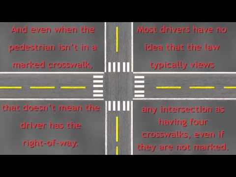 Newport Beach Pedestrian Accident Attorney | Russell & Lazarus