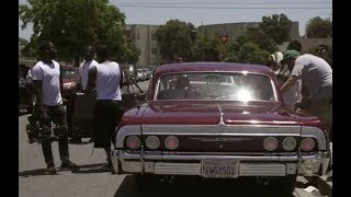 YG Breaks His Lowrider Trying To Stunt On DJ Mustard And SchoolBoy Q