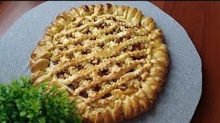 Готовить пирог! жуда маззали пирог рецепти. пирог с варёным